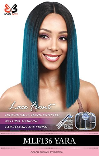 Price comparison product image Bobbi Boss MLF136 Yara Lace Front Wig Color (2)