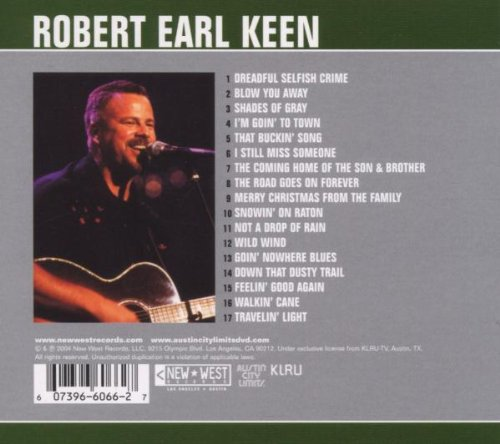 robert earl keen merry christmas from the family chords