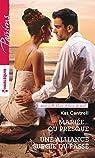 Mariée... ou presque - Une alliance surgie du passé (Tulle blanc et lune de miel t. 0) par Cantrell
