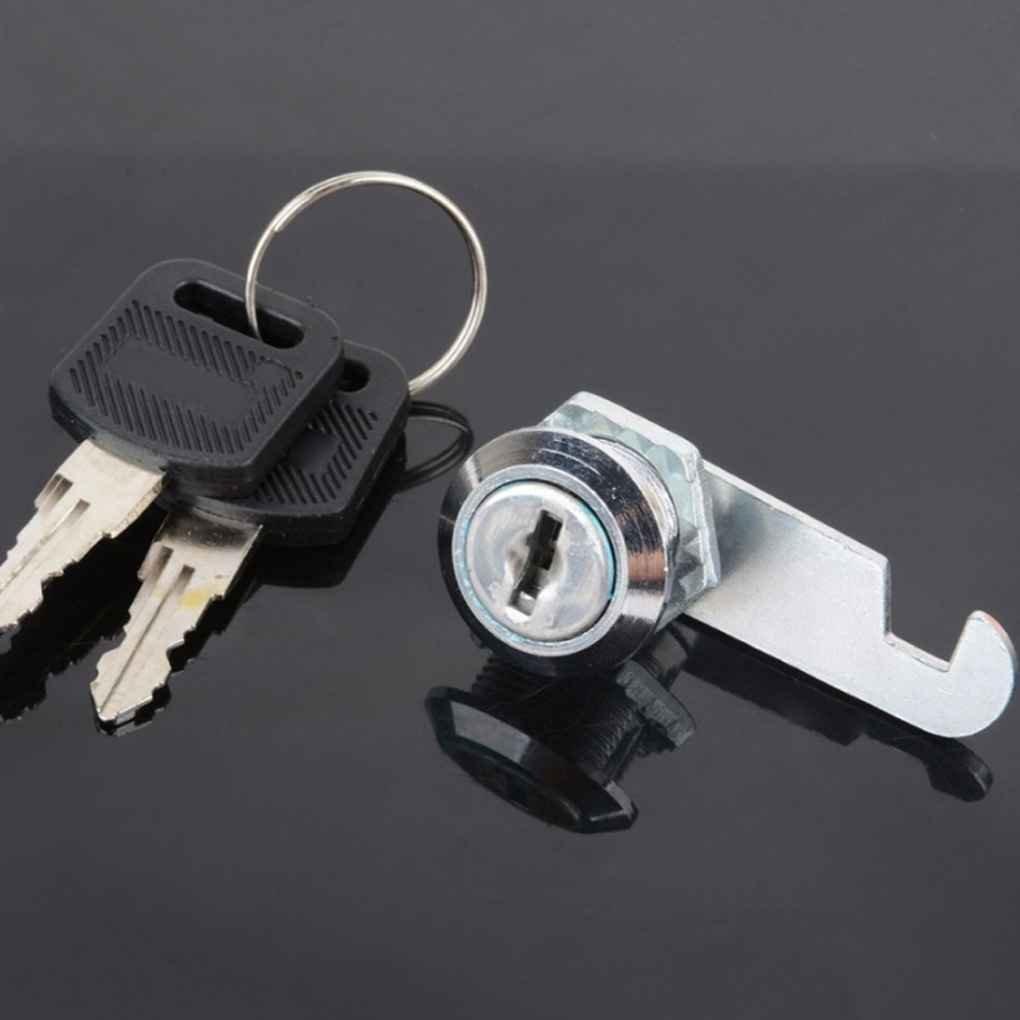 Minzhi Door Cabinet Cupboard Chest Workbox Toolbox Drawer Locker Strongbox Letter Game Box Key Turning Cam Lock Cylinder