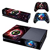 Biohazard Revelations xbox one skin for console and controllers
