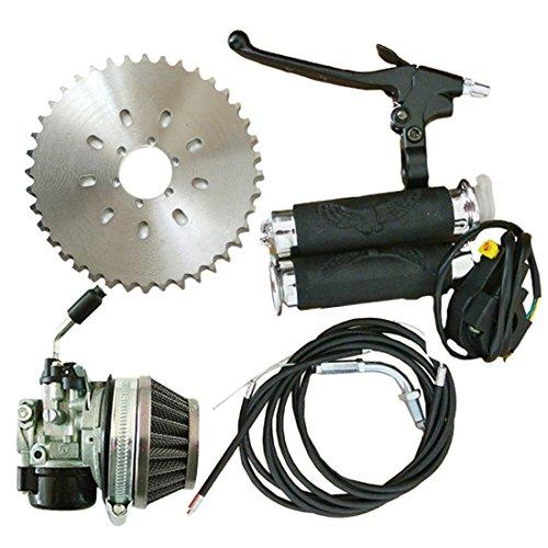 80cc 4 stroke bicycle engine kit - 8