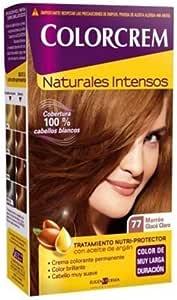 COLORCREM TINTE 077 MARRON GLACE CLARO: Amazon.es: Belleza