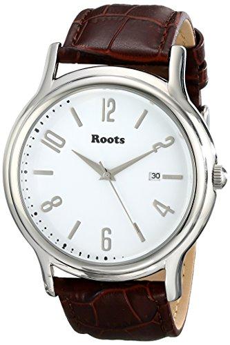 roots-womens-1r-pr201wh3c-cache-analog-display-japanese-quartz-brown-watch