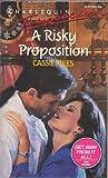 A Risky Proposition, Cassie Miles, 0373254946