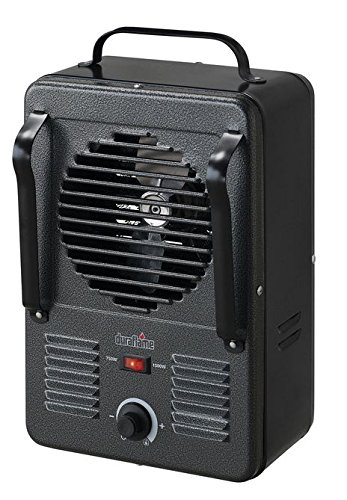 Duraflame Dfhuh1t Fan Forced Utility Heater Space
