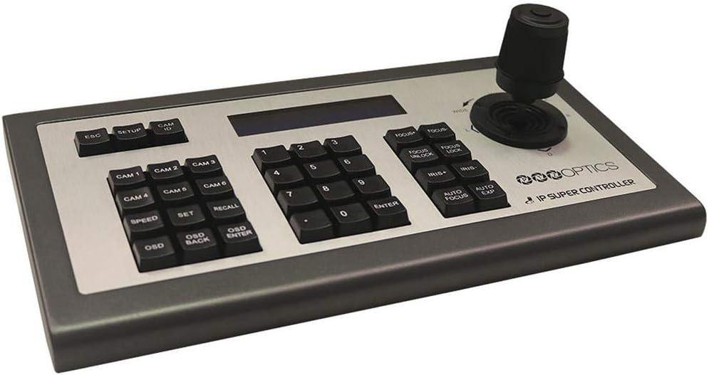 PTZOptics Third Generation Visca Over IP Joystick Keyboard: Computers & Accessories