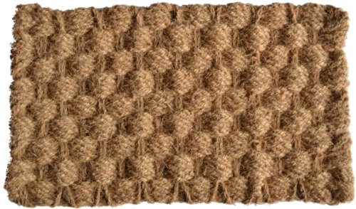 Imports Decor Natural Jute Rug, Admiral, 18-Inch by 30-Inch by Imports Décor