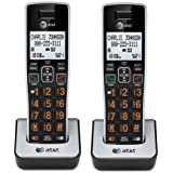 AT&T CL80113 Handset DECT 6.0 Technology 1.9GHz (2 Pack)