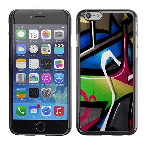 "Premio Sottile Slim Cassa Custodia Case Cover Shell // V00002279 Graffiti // Apple iPhone 6 6S 6G PLUS 5.5"""