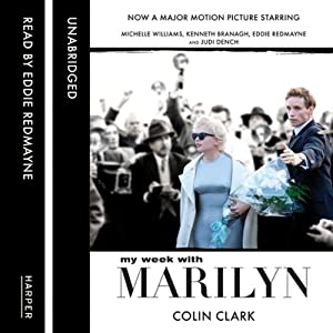 My Week With Marilyn Audiobook