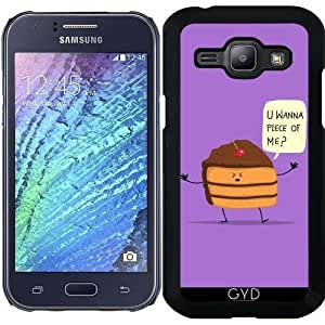 Funda para Samsung Galaxy J1 - Caker Problema! by AnishaCreations