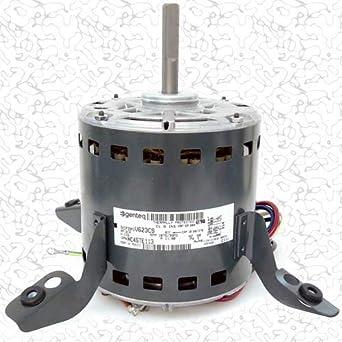 ClimaTek Upgraded Furnace Blower Motor fits GE 5KCP39KGP750BS