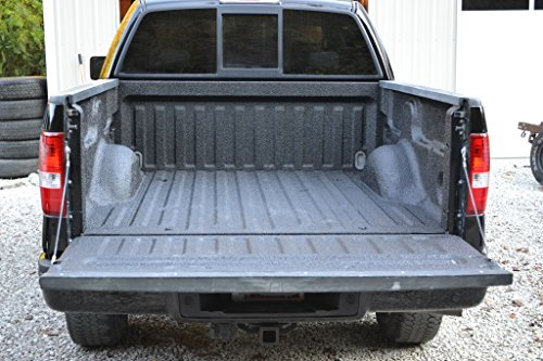 Linerxtreeme spray on Bedliner Kit 3 gallon Black with GUN by LinerXtreeme (Image #5)
