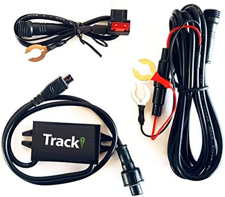 12-24 Volt to Micro USB Vehicle Car Marine Wiring Cable Power stabilizer Kit for Tracki GPS Tracker