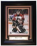 #3: Ron Hextall Signed Framed 8x10 Philadelphia Flyers Stance Photo JSA