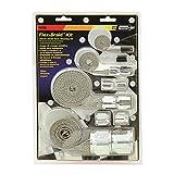 Mr. Gasket 8092 Flex-Braid Hose Sleeving Kit
