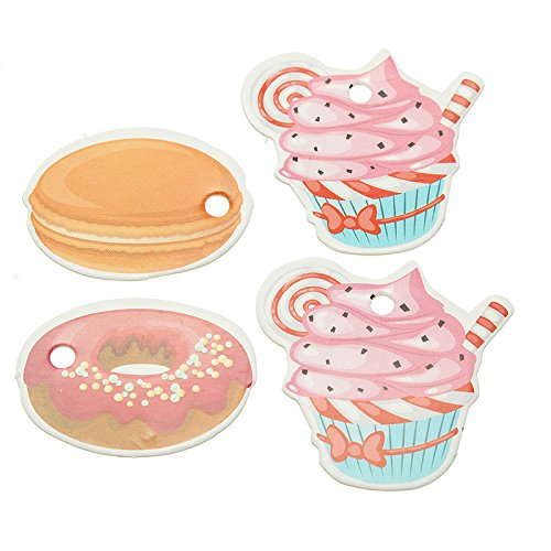 6PCS Macaron Slime Macaroon 5.5cm Crystal Clay Rubber Mud Intelligent Hand NEW