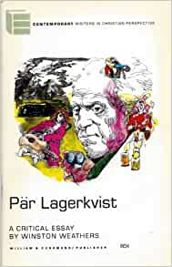 father and i par lagerkvist essay Pär lagerkvist from today in as a symbol of the theme that dominates pär lagerkvist's work in my father and i a young boy and his father are and essays.
