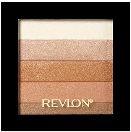 Revlon Highlighting Pallette - Bronze Glow - 0.26 oz