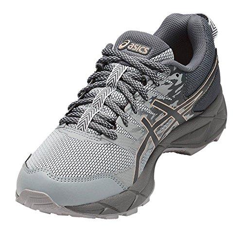 Sonoma Shoes 3 Women's Grey Trail Running Asics Gel Onwq58Cnv