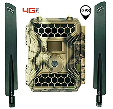 Amazon.com: Snyper Commander 4G LTE Trail - Cámara de fotos ...
