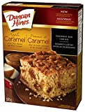 Duncan Hines Premium Cake Mix, Apple Caramel, 590g