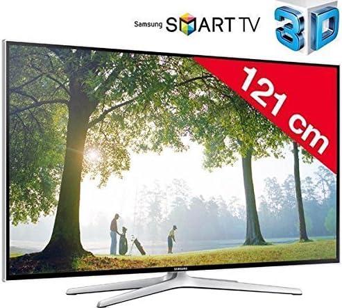 SAMSUNG UE48H6400 - Televisor LED 3D Smart TV + Kit Soporte Mural n°2 + Cable HDMI: Amazon.es: Electrónica