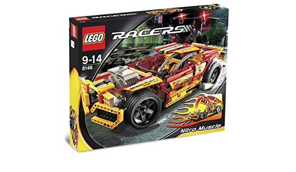 LEGO Racers Nitro Muscle