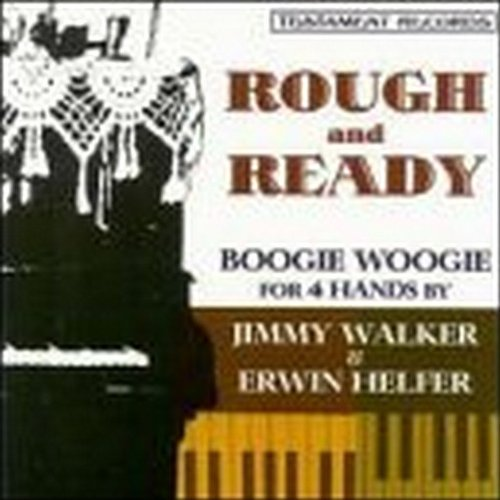 Rough & Ready - Boogie Woogie Piano for Four Hands (Great Players Piano)