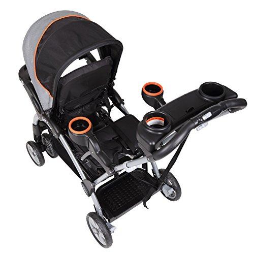 Baby Trend Sit N Stand Ultra Stroller Millennium Orange