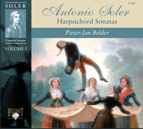 Complete Harpsichord Sonatas (Complete Harpsichord Sonatas 1)