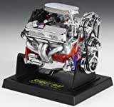 diecast street rod - Liberty Classics Chevy Street Rod Engine Replica, 1/6th Scale Die Cast