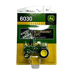 John Deere 1/64 Scale 6030 Aftermarket Expo Edition Tractor