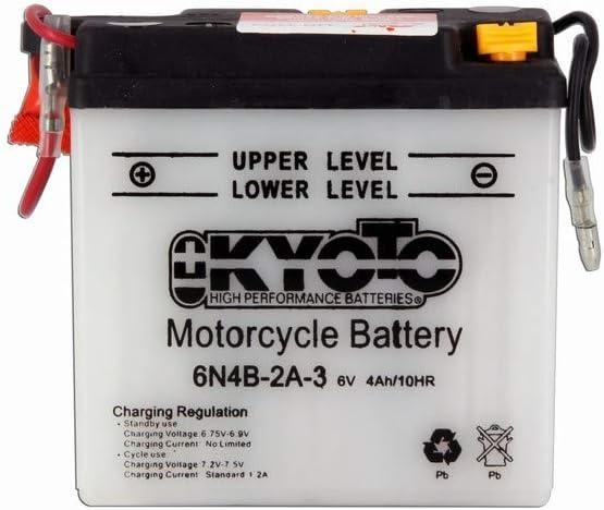 kyoto 6N4B-2A-3 6N4B 2A 3 6N4B2A3 MOT Batteria