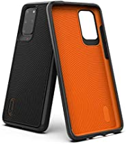 GEAR4 Battersea Designed for Samsung Galaxy S20+ Case, Advanced Impact Protection by D3O - Black