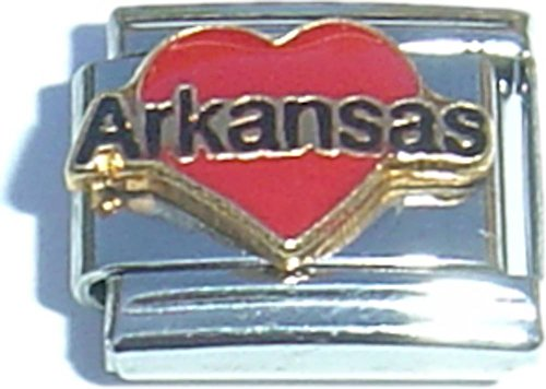 Arkansas Italian Charm - Arkansas Italian Charm