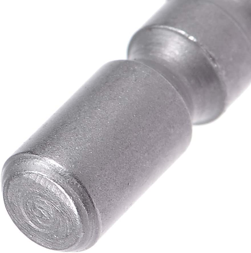 SL3 round handle 10 pieces 60 mm long screwdriver tips with magnetic groove 4 mm in diameter