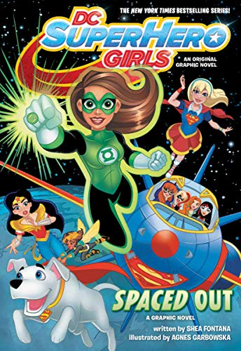 A Girl Superhero (DC Super Hero Girls: Spaced)