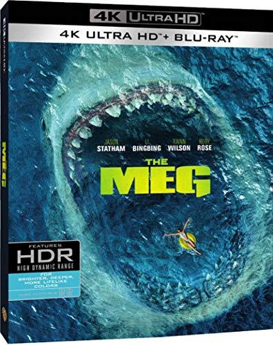 Meg (4K Ultra HD + Blu-ray + Digital)