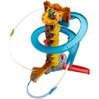 Thomas & Friends MINIS Twist-n-Turn Stunt Train Playset