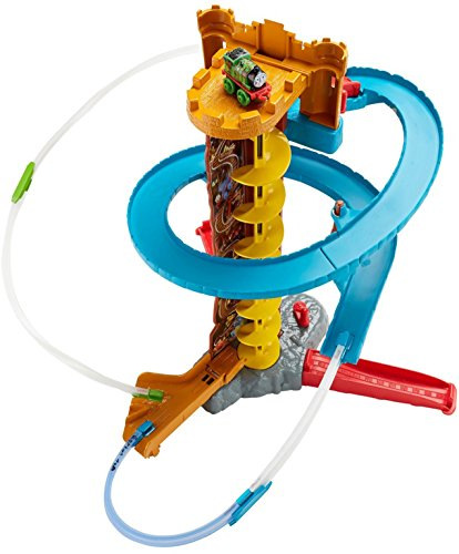 Fisher-Price Thomas & Friends MINIS Twist-n-Turn Stunt Train Playset