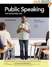Public Speaking: The Evolving Art, Enhanced (Paperback)