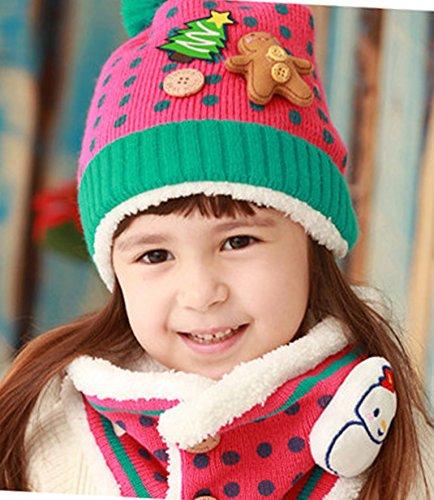 Child Fleece Lining Weather Beanie