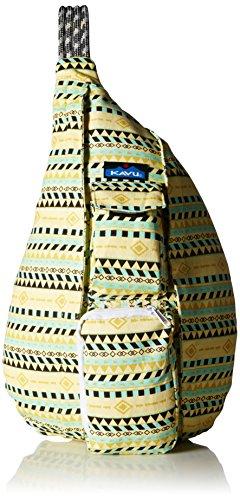 Kavu Belt - KAVU Rope Bag, Gold Belt, One Size