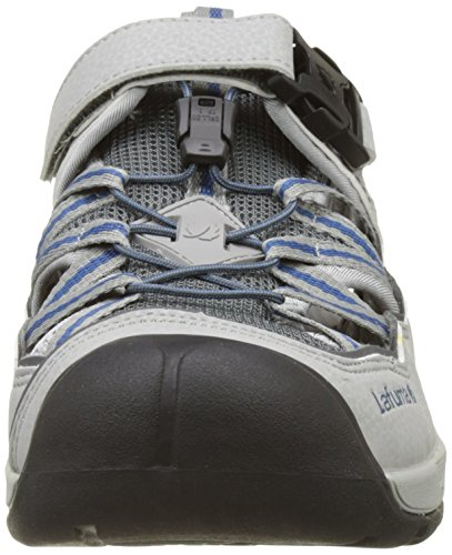 Lafuma Women's LD Kallady Low Rise Hiking Shoes Grey (Mercury Grey/Deep Water) OXCEBzFAsJ