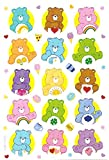 Care Bears Stickers