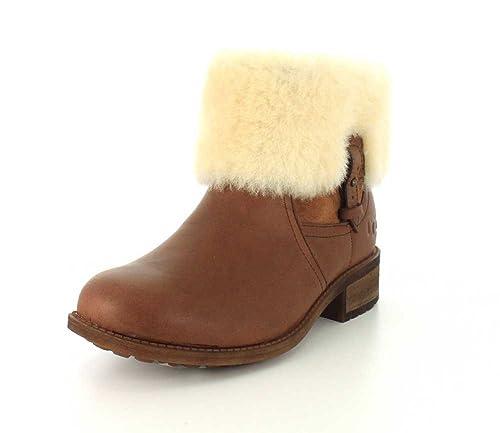 496c56d493d UGG Women's Chyler Demitasse Boot 5.5 B (M): Amazon.ca: Shoes & Handbags