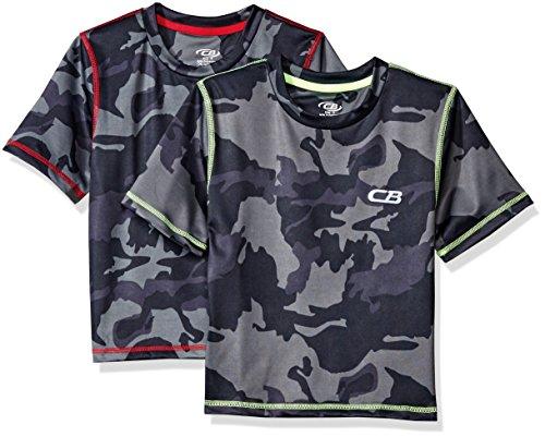 CB Sports Boys 2 Pack Performance T-shirt