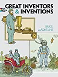Great Inventors and Inventions (Dover History Coloring Book)